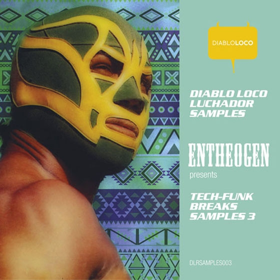 Diablo Loco Entheogen Tech-Funk and Breaks WAV-AUDIOSTRiKE